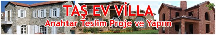 Taş Ev Taş Villa Proje ve Yapım