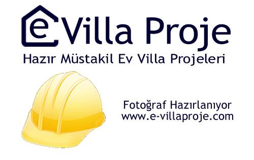 Betonarme Villa Modeli Müstakil Ev Projesi Yapım Fiyatları