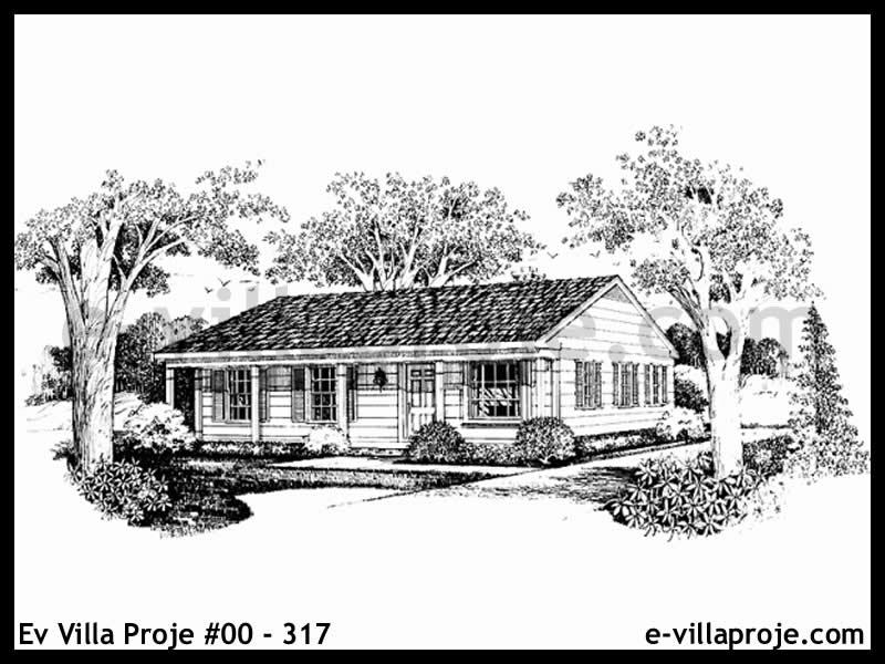 Ev Villa Proje #00 – 317