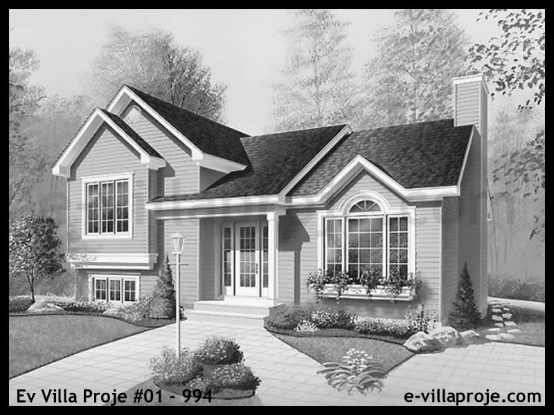 Ev Villa Proje #01 – 994