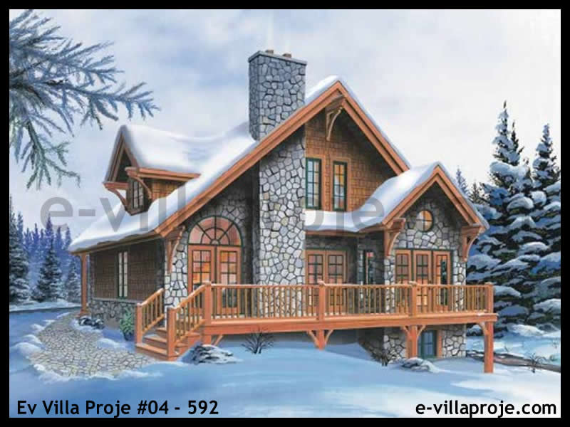 Ev Villa Proje #04 – 592