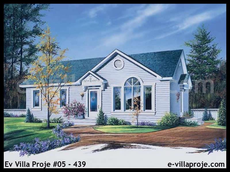 Ev Villa Proje #05 – 439, 1 katlı, 2 yatak odalı, 0 garajlı, 96 m2