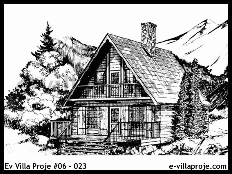 Ev Villa Proje #06 – 023