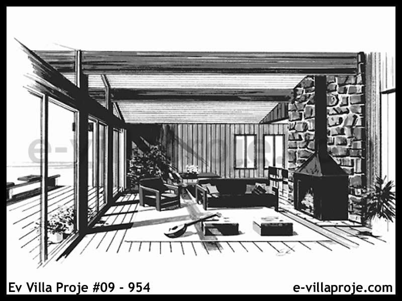 Ev Villa Proje #09 – 954