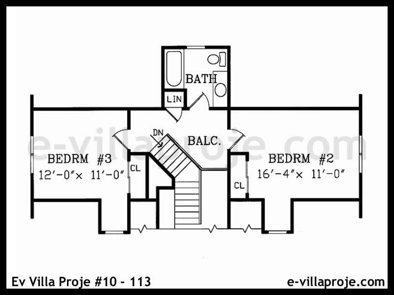 Ev Villa Proje #10 – 113