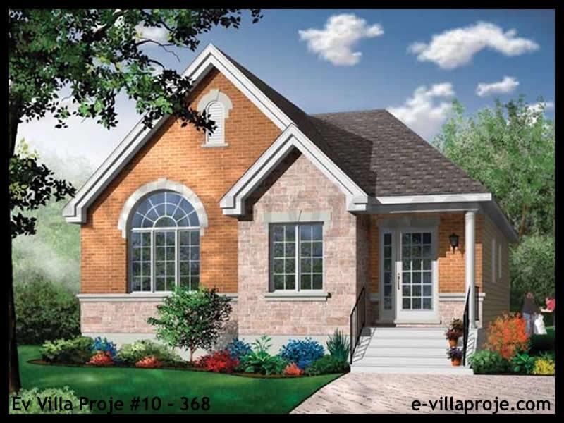 Ev Villa Proje #10 – 368, 1 katlı, 4 yatak odalı, 0 garajlı, 129 m2