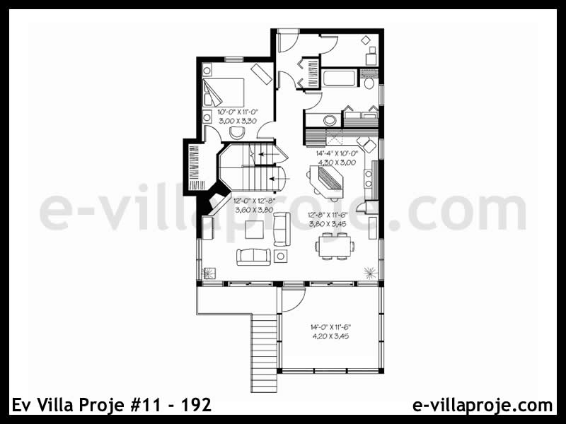 Ev Villa Proje #11 – 192