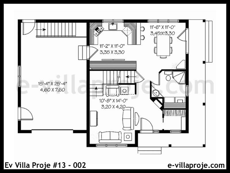 Ev Villa Proje #13 – 002