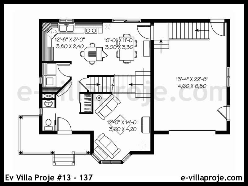 Ev Villa Proje #13 – 137