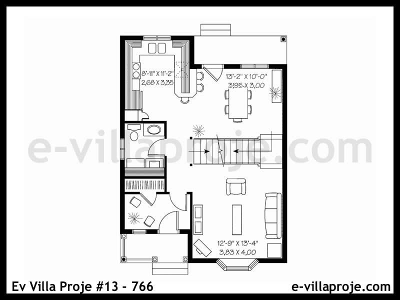 Ev Villa Proje #13 – 766