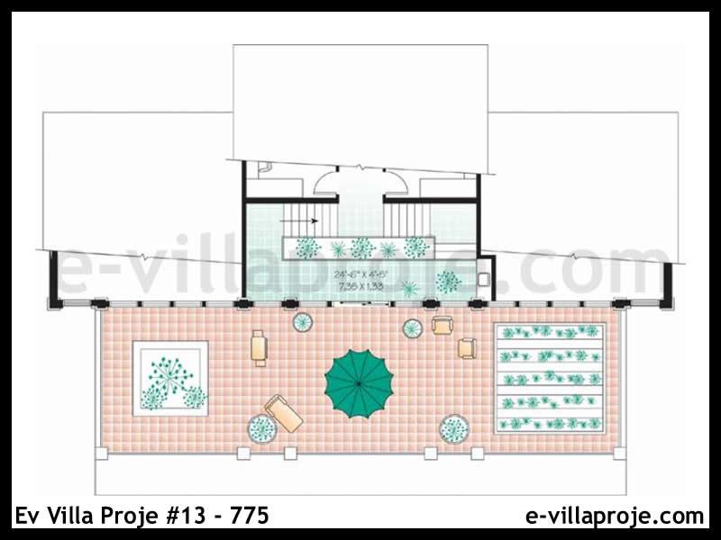 Ev Villa Proje #13 – 775