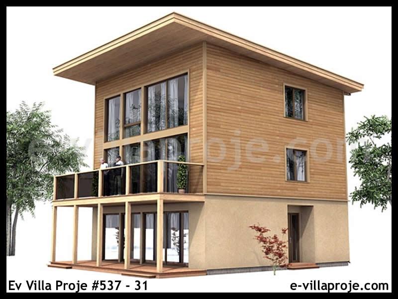 Ev Villa Proje #537 – 31, 3 katlı, 4 yatak odalı, 0 garajlı, 148 m2