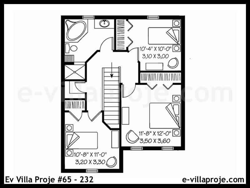 Ev Villa Proje #65 – 232