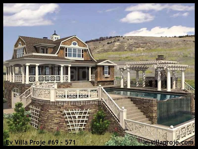 Ev Villa Proje #69 – 571, 1 katlı, 3 yatak odalı, 0 garajlı, 285 m2