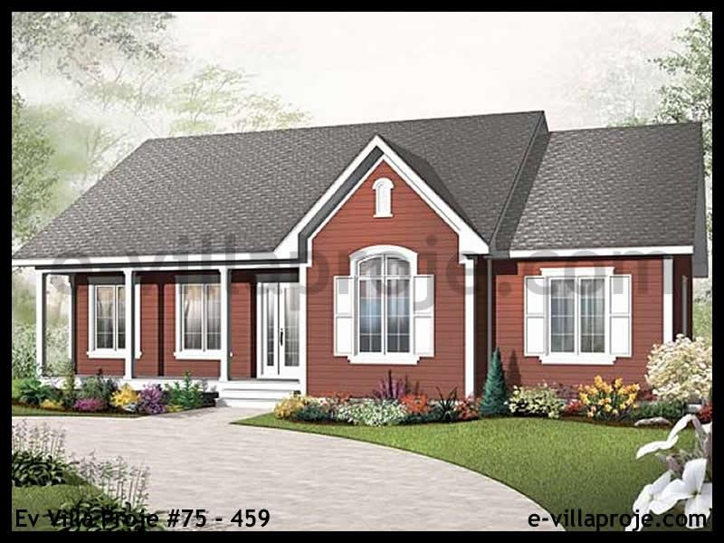 Ev Villa Proje #75 – 459, 1 katlı, 3 yatak odalı, 0 garajlı, 137 m2