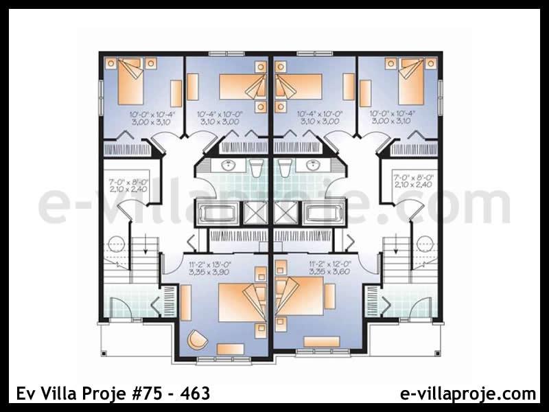 Ev Villa Proje #75 – 463