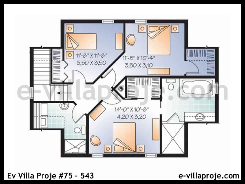 Ev Villa Proje #75 – 543