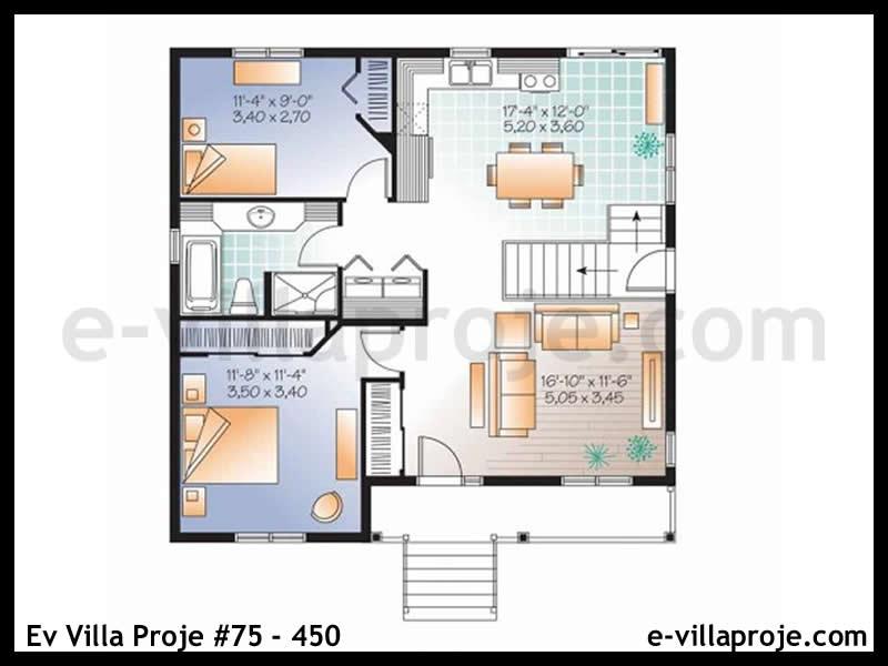 Ev Villa Proje #75 – 450