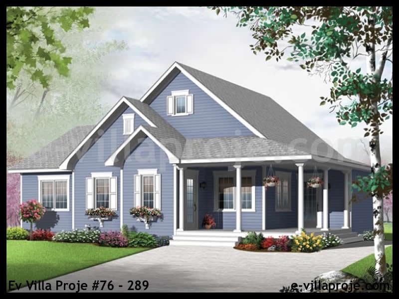 Ev Villa Proje #76 – 289, 1 katlı, 3 yatak odalı, 0 garajlı, 146 m2