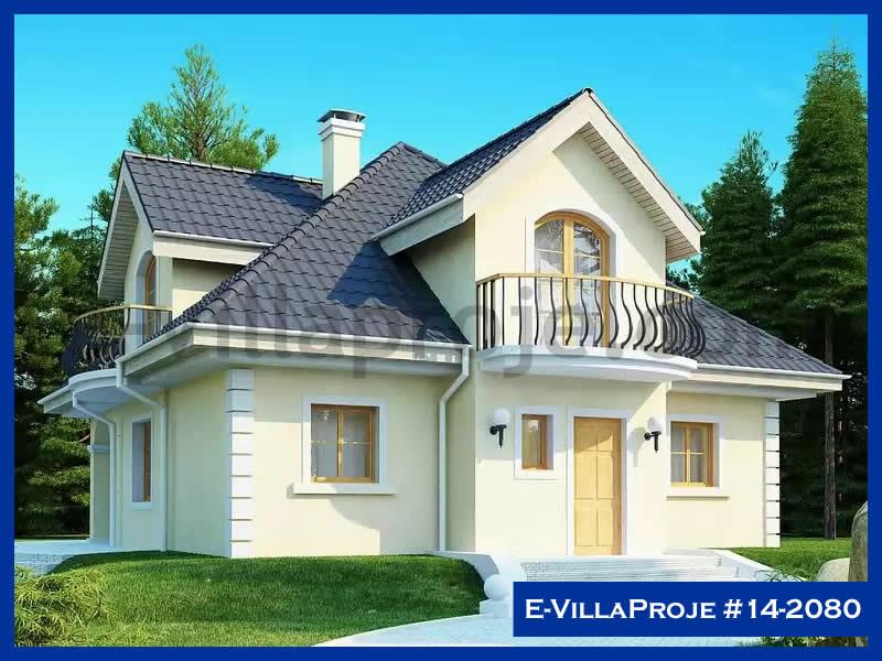 E-VillaProje #14-2080, 2 katlı, 4 yatak odalı, 0 garajlı, 202 m2