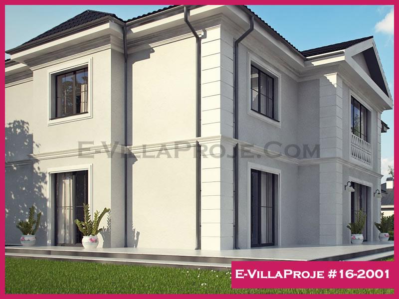 Ev Villa Proje #16-2001