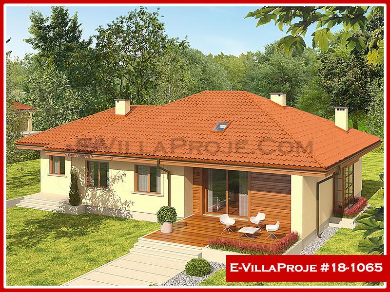 Ev Villa Proje #18 – 1065, 1 katlı, 3 yatak odalı, 0 garajlı, 133 m2