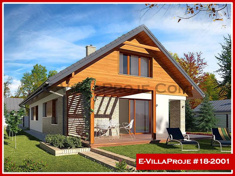 Ev Villa Proje #18 – 2001, 2 katlı, 5 yatak odalı, 0 garajlı, 305 m2