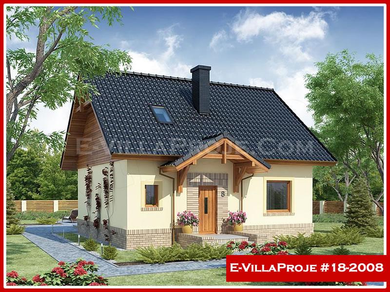 Ev Villa Proje #18 – 2008