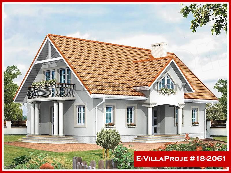 Ev Villa Proje #18 – 2061, 2 katlı, 4 yatak odalı, 0 garajlı, 249 m2