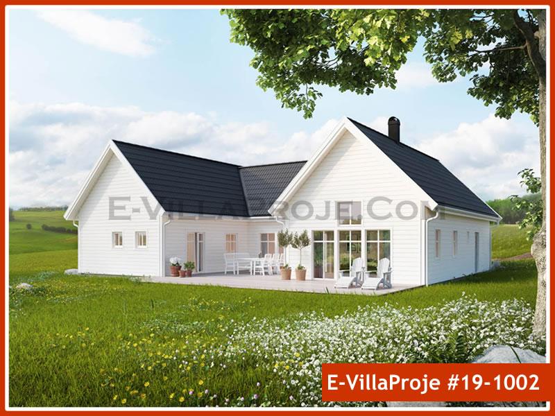 Ev Villa Proje #19 – 1002, 1 katlı, 3 yatak odalı, 0 garajlı, 187 m2
