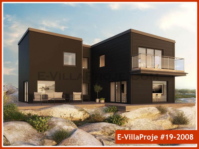 Ev Villa Proje #19 – 2008, 2 katlı, 3 yatak odalı, 0 garajlı, 231 m2