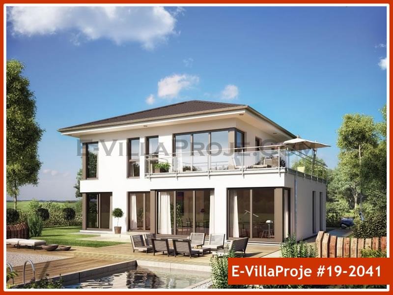 Ev Villa Proje #19 – 2041, 2 katlı, 4 yatak odalı, 0 garajlı, 219 m2
