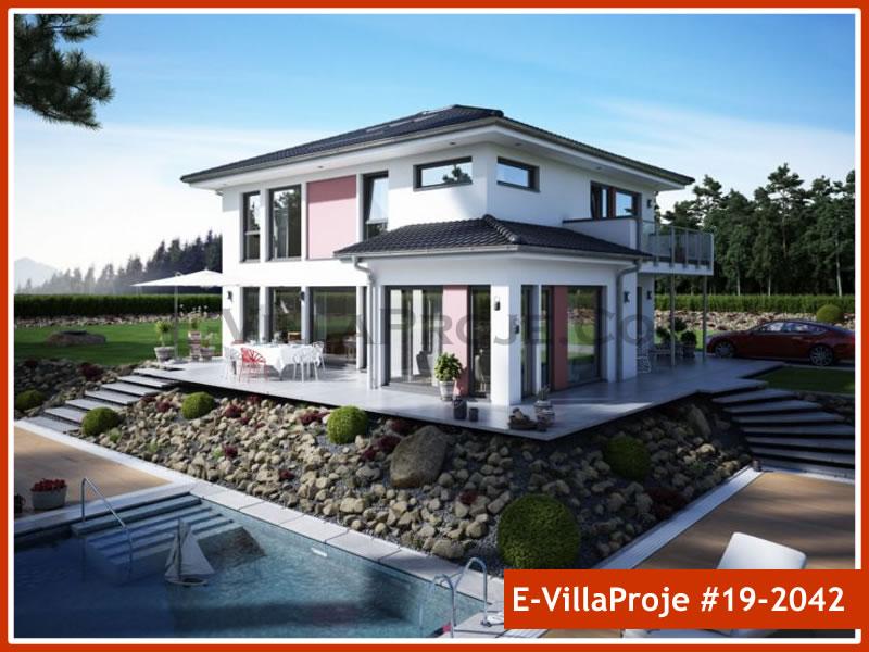 Ev Villa Proje #19 – 2042, 2 katlı, 4 yatak odalı, 0 garajlı, 216 m2