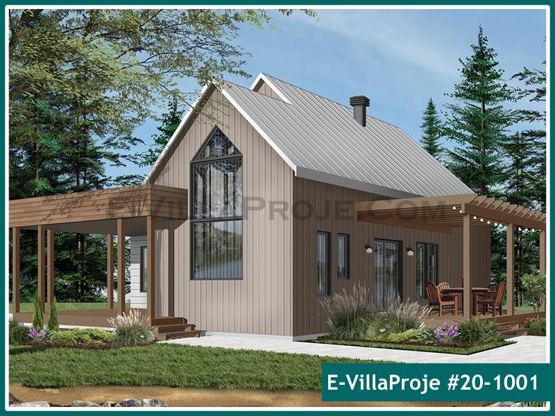 Ev Villa Proje #20 – 1001, 1 katlı, 2 yatak odalı, 0 garajlı, 112 m2