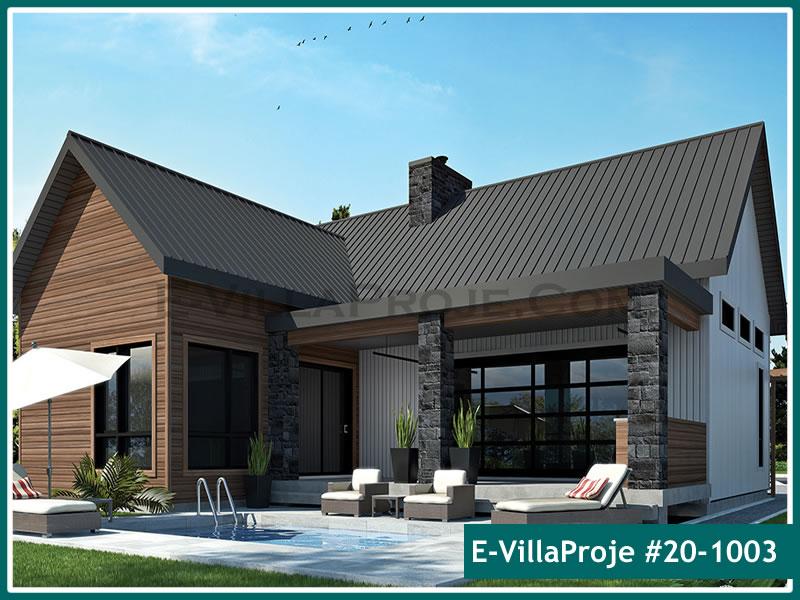Ev Villa Proje #20 – 1003, 1 katlı, 2 yatak odalı, 0 garajlı, 113 m2