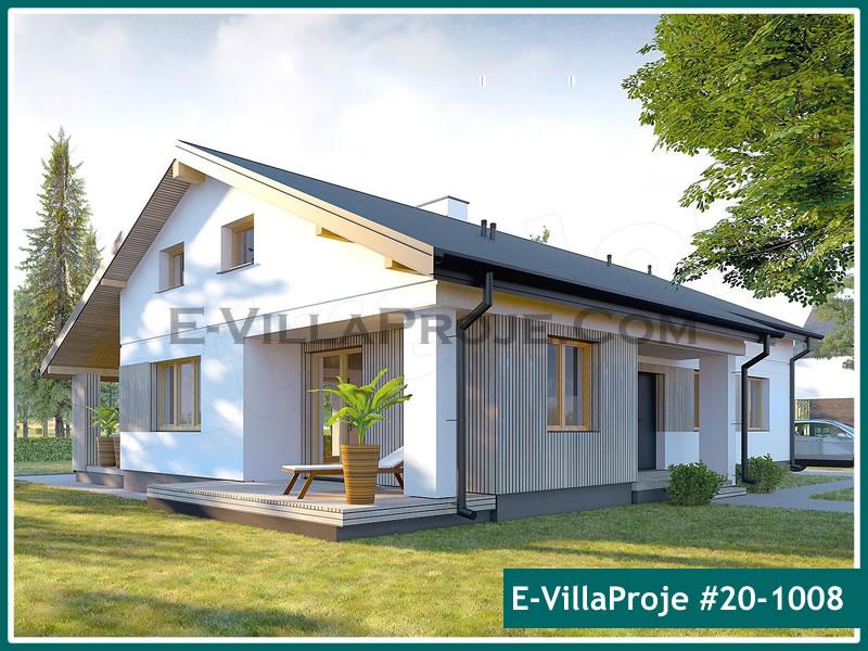 Ev Villa Proje #20 – 1008, 1 katlı, 3 yatak odalı, 0 garajlı, 152 m2