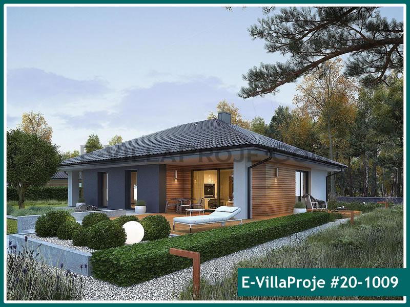 Ev Villa Proje #20 – 1009, 1 katlı, 3 yatak odalı, 0 garajlı, 152 m2
