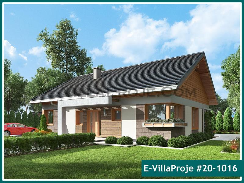 Ev Villa Proje #20 – 1016, 1 katlı, 3 yatak odalı, 0 garajlı, 142 m2