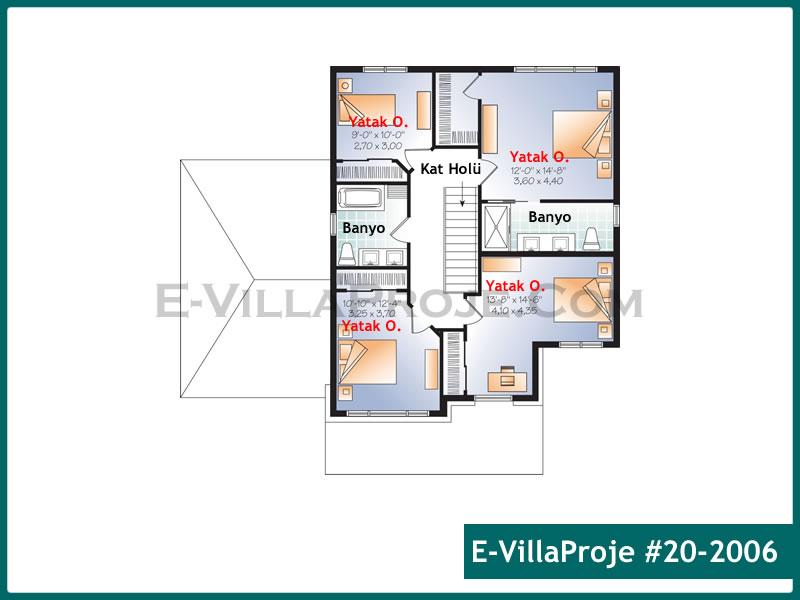 Ev Villa Proje #20 – 2006