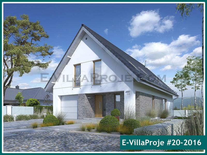 Ev Villa Proje 20 2016 Ev Villa Projeleri