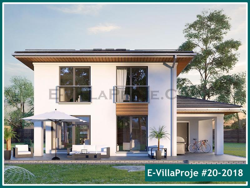 Ev Villa Proje #20 – 2018