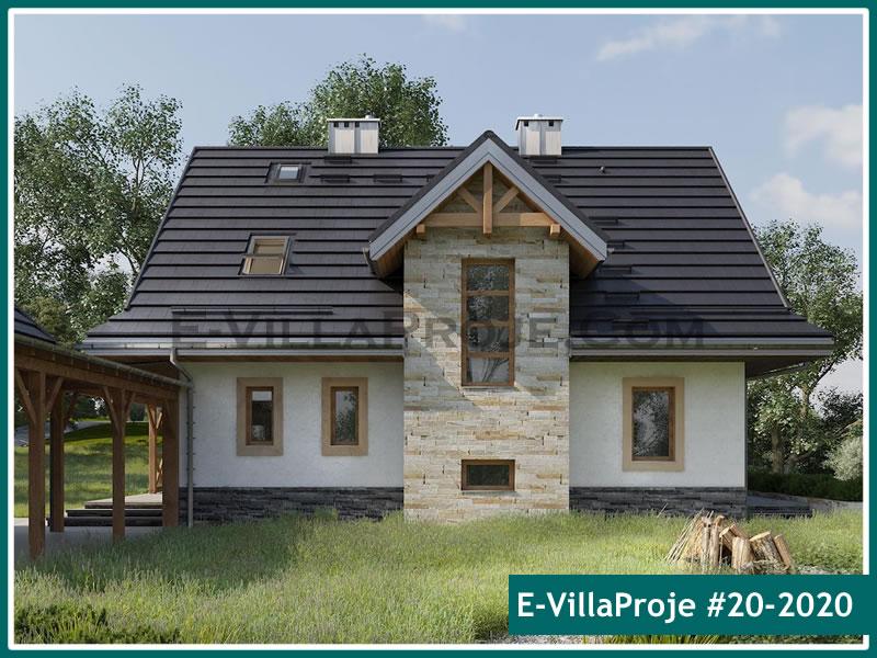 Ev Villa Proje #20 – 2020