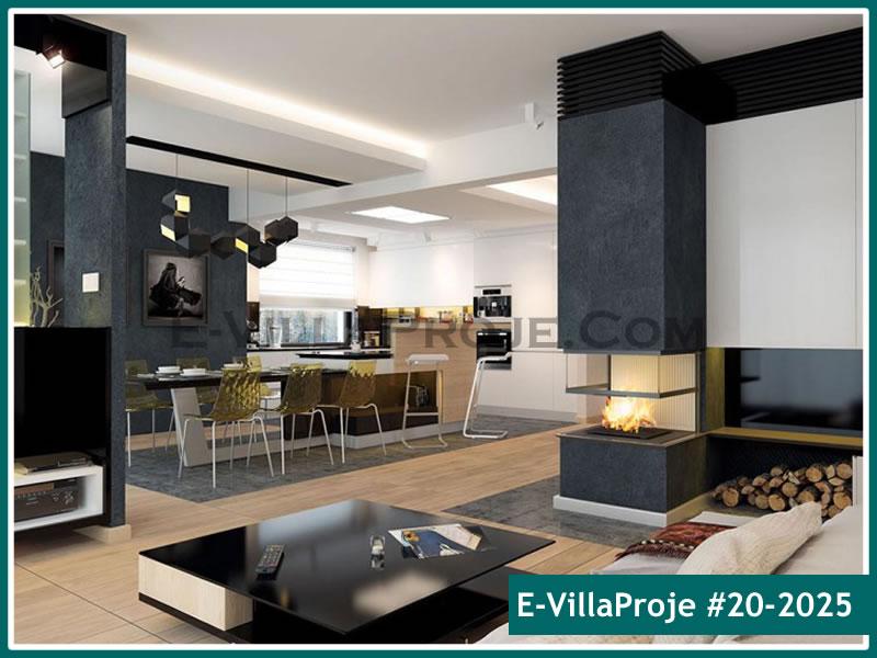 Ev Villa Proje #20 – 2025