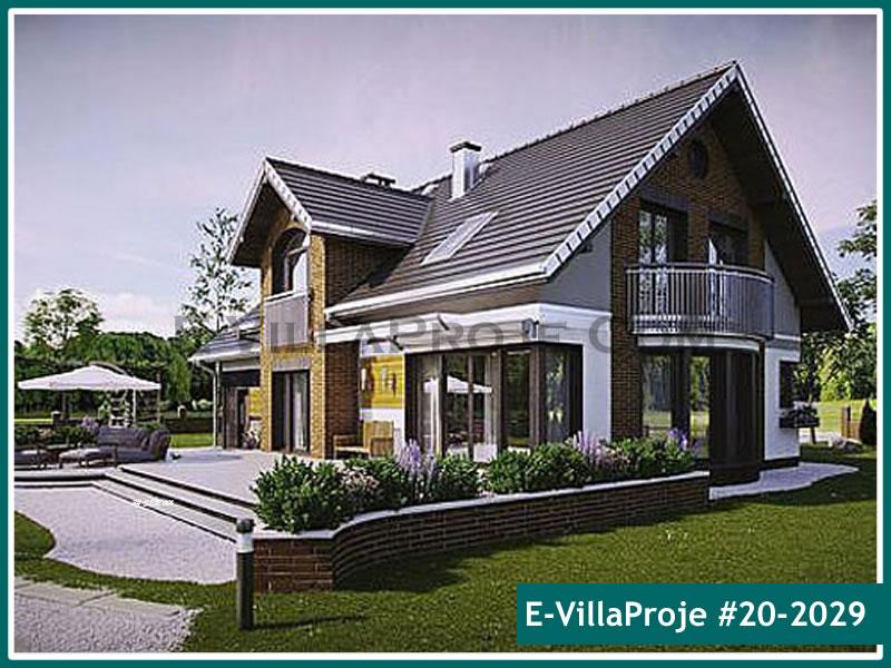 Ev Villa Proje #20 – 2029
