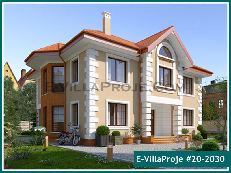 Ev Villa Proje #20 – 2030, 2 katlı, 5 yatak odalı, 0 garajlı, 335 m2