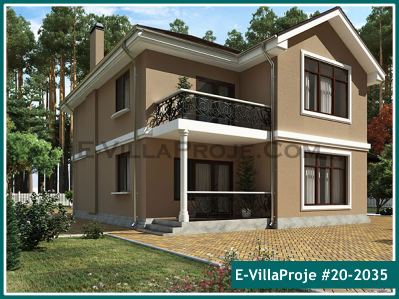 Ev Villa Proje #20 – 2035