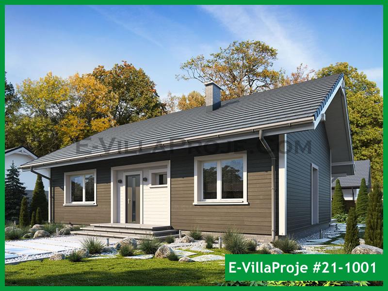 Ev Villa Proje #21 – 1001, 1 katlı, 3 yatak odalı, 0 garajlı, 115 m2