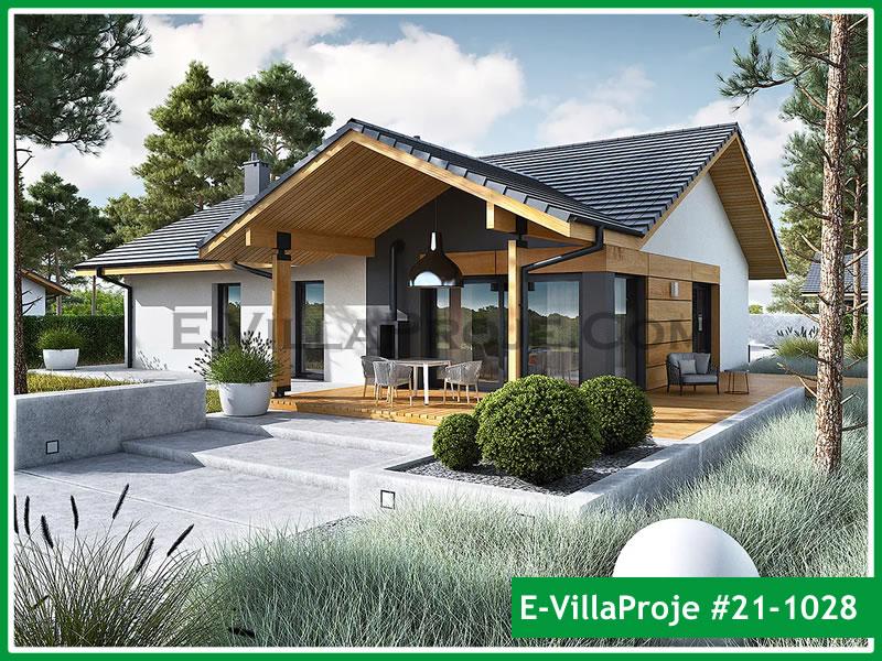 Ev Villa Proje #21 – 1028, 1 katlı, 1 yatak odalı, 0 garajlı, 163 m2