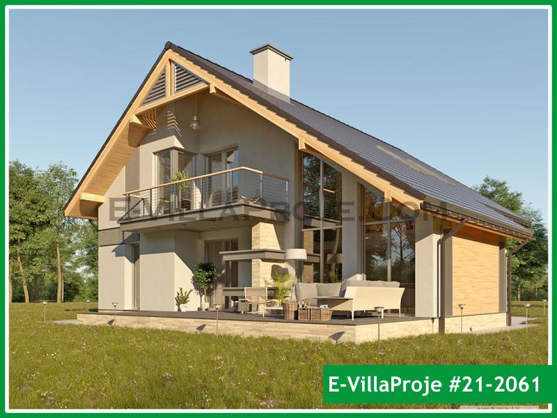 Ev Villa Proje #21 – 2061