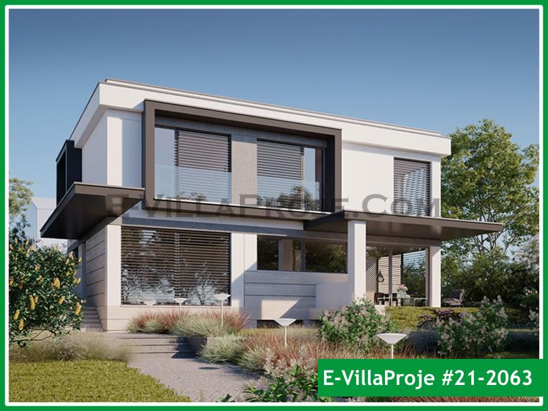 Ev Villa Proje #21 – 2063, 2 katlı, 4 yatak odalı, 0 garajlı, 234 m2